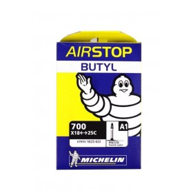 CAMERA D'ARIA AIRSTOP BUTYL A1 700x18/25C - MICHELIN