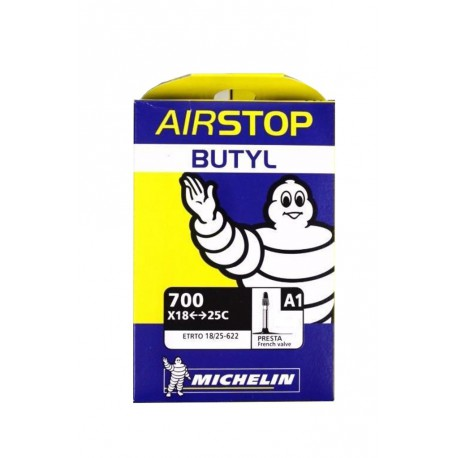CAMERA D'ARIA AIRSTOP BUTYL - MICHELIN