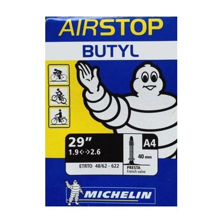 "CAMERA D'ARIA AIRSTOP BUTYL A4 29"" 1.9/2.6C - MICHELIN"