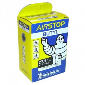 "CAMERA D'ARIA AIRSTOP BUTYL B4 27.5"" 1.9/2.6C - MICHELIN"
