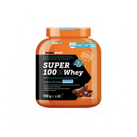 PROTEINE SUPER 100% SMOOTH CHOCOLATE 908 g - NAMED