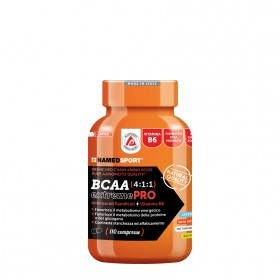 AMINOACIDI BCAA 4:1:1 110 cpr - NAMED