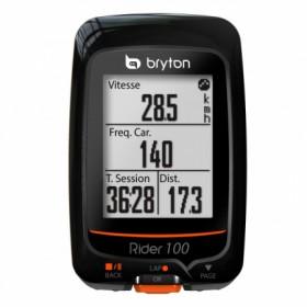 CICLOCOMPUTER GPS RIDER 100E BRYTON