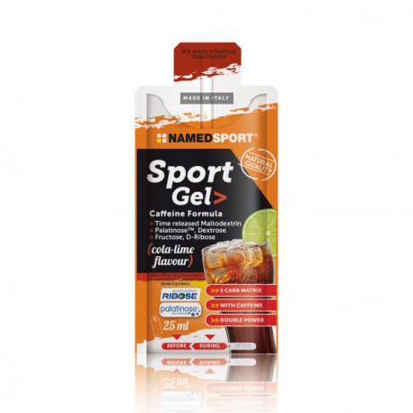 SPORT GEL 25ml - NAMED