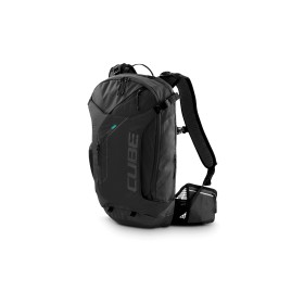 CUBE ZAINO EDGE TRAIL BLACK (2019) Cod. 12100