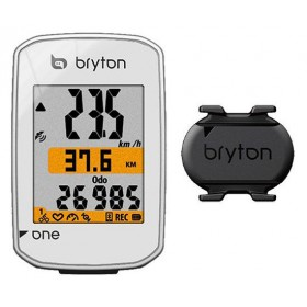 CICLOCOMPUTER GPS RIDER ONE BRYTON CON CADENZA