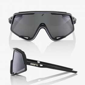 OCCHIALE 100% - GLENDALE Soft Tact Black